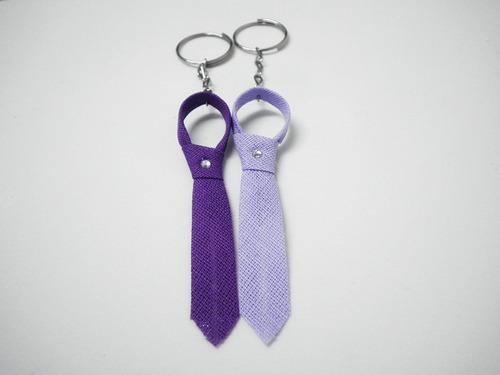 Gravatinhas Chaveiros C/strass P/casamento Cx C/ 60 Unidades
