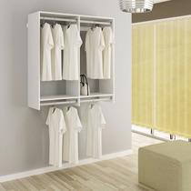 Closet Duplo Cabideiro Kt1205 - Super Closets