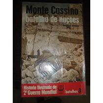 Monte Cassino,batalha De Nações,feb,fab,ww2,guerra,renes