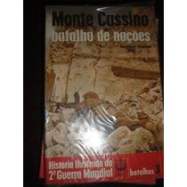 Monte Cassino,batalha De Nações, Feb,fab,ww2,guerra,renes