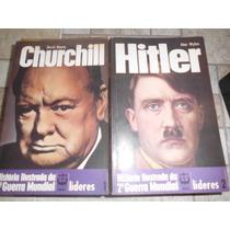 Livro História Ilustrada Da 2º Guerra Mundia 12 Vol.