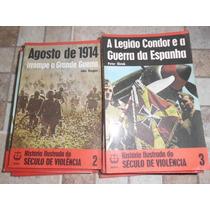 Livro História Ilustrada Do Século De Violência 10 Vol.
