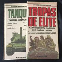 Livros Sobre Tropas De Elite E Tanques De Combate