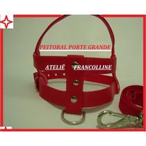 Peitoral C/ Guia Porte Grande