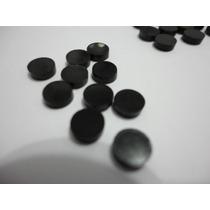 Inlay Dot Marcação Em Pvc Preta Para Escala Guitarra Etc