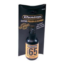 Limpador E Polidor Fórmula 65 C/ Flanela Dunlop