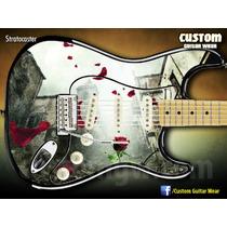 Depois Da Guerra Oficina G3 -skin Para Guitarra Baixo Violão