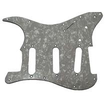 Escudo Spirit P/ Guitarra Stratocaster Madre Pérola - Loja