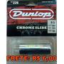 Slide De Aço Médio Cromado Dunlop