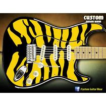 Tiger Stripes - Skin Violão Baixo E Guitarra