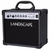 Amplificador Cubo Landscape Balad 20 Bld20 P/ Violao - 20w