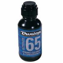 Limpador Para Cordas Violão Guitarra Baixo F65 Dunlop