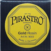 Breu Pirastro Gold Violino Ou Viola