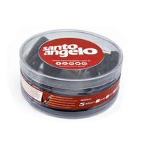 Kit Com 10 Cabos Para Pedais Santo Angelo Ninja P 0,25m