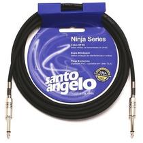 Cabo Santo Angelo Ninja 10ft 3.05mt P10/p10 Cheiro De Música