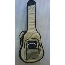 Cap Bag Soft Case P/ Violão Clássico! Lançamento!2016!!