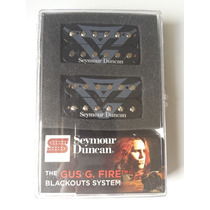 Set De Captador Seymour Duncan Gus G Ativos Blackout System