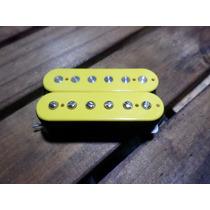 Captador Ponte Malagoli Custom Hb4 Amarelo