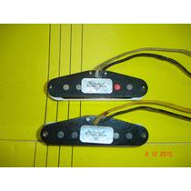 Captador Fender Custom Shop Texas Spec Meio + Ponte (enamel)