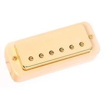 ** Captador Gibson Guitarra Mini Humbucker Immhtg Gold Ponte