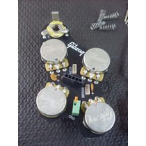 Circuito Guitarra Sg - Quick Connect - Completo - Gibson