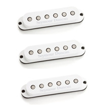 Set De Captadores Seymour Duncan Ssl 3 Calibred White **