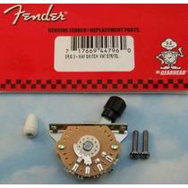 Chave Seletora Fender 5 Posições Switch Original