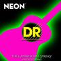 Cordas De Violão Aço Dr Neon Rosa 0.12/0.54 Npa-12