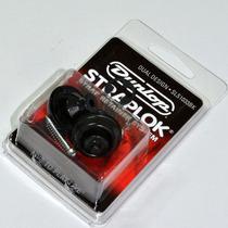 Straplok Dual Design Preto Dunlop P/ Guitarra|baixo