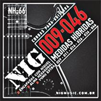 Encordoamento Nig P/ Guitarra Hybrid Class - 0.09 A 0.46