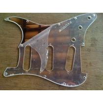 Escudo Stratocaster Espelhado Padrao Fender Am Std 11 Furos