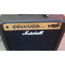 Combo Para Guitarra Marshall Mg 30 Fx - Troco