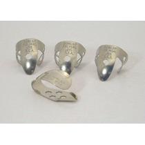 Set De Dedeiras Metálicas Dunlop - Aço Inox