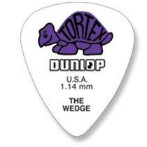 Oferta ! Dunlop 424p1.14 Palheta Tortex Wedge 1,14mm 12 Un