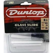 Slide Dunlop Vidro Pyrex Fino Médio 202
