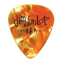Palhetas Jim Dunlop Mediun Kit C/ 6 , Fender, Gibson,planet