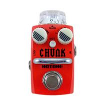 Pedal De Distorção Hotone Para Guitarra - Chunk Distortion