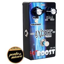 Pedal De Guitarra Giannini Axcess Hb120 Hot Boost L O J A