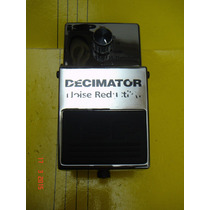 Pedal Isp Decimator Noise Reduction - Zerado - Na Caixa