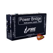 Fonte Para Pedal Estabilizada - Fire Power Bridge Pro C/nf