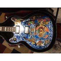 Guitarra Condor Jc160 Angel Fred Andrade Signature