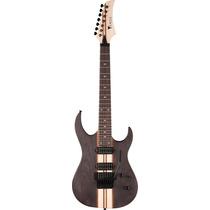 Eagle Egt66 Guitarra 7 Cordas Micro Satin Black Frete Grátis