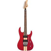 Frete Grátis - Eagle Egt61 Guitarra Micro Afinação Satin Red
