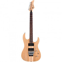 Guitarra Eagle Egt-61 Stnt Natural Special Neck - Refinado