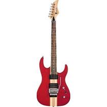 Ritmus : Eagle Egt61 : Guitarra Com Micro Afinação Vermelha
