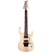 Ritmus : Eagle Egt66 Guitarra 7 Cordas C/ Micro Cor Natural