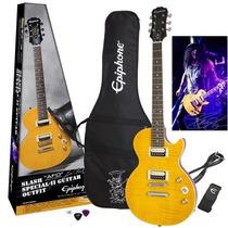 Guitarra Epiphone Kit Special Slash Appetite Amber- 18824