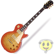 Guitarra Epiphone Les Paul Ultra Tampo Maple - Kadu Som