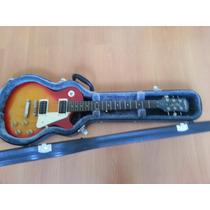 Guitarra Gibson Epiphone Lp 100 Semi-nova Com Hard Case