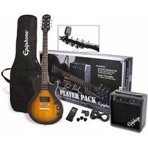 Guitarra Epiphone Les Paul Special 2 Kit Pack - Loja Oficial